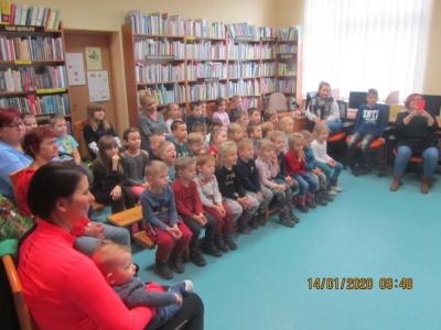 Teatrzyk dla dzieci Przedszkola i Szkoły Podst. pt. Miś Marcel i przyjaciele mają kłopotów wiele