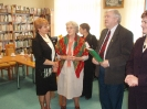 Uroczystość otwarcia nowego lokalu biblioteki połączona obchodami 60-lecia Biblioteki Publicznej