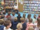 Baśnie Polskie w ramach Karawany Opowieści dla dzieci kl. IIIc i IVa w wykonaniu Szymona Góralczyka