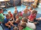 Wakacyjne spotkanie dzieci Przedszkola pod nazwą