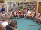 Warsztaty filozoficzne dla dzieci kl. IIa prowadzone przez filozofa Joannę Wągiel - 03.06.2016 r.