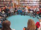 Warsztaty filozoficzne p.n. Dialog, czyli jak dobrze rozmawiać dla uczniów kl. V b