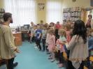 Karawana Opowieści - Legendy świata w wykonaniu Szymona Góralczyka dla dzieci kl.II c oraz świetlicy