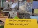 Konkurs fotograficzny pt. Ptaki w obiektywie - 2014 r.