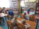 Lekcja biblioteczna dla uczniów kl.Ia połączona mini konkursem czytelniczym