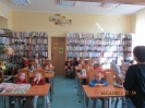 Najmłodsze dzieci Przedszkola w Bibliotece z okazji Światowego Dnia Książki