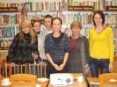 Spotkanie cztelników z podróżniczką Marzeną Filipczak