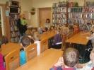 Spotkanie Kaliny Jerzykowskiej  z dziećmi klasy I Szkoły Podstawowej