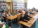 Spotkanie autorskie p. Marleny Popławskiej Marek i uczniów kl. IV c